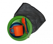 Camping Dinner Set Outback Mix
