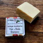Orange Eucalyptus Hair & Body Soap