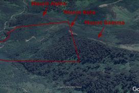 2.2 Aerial Landscape map (2015)