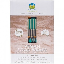 TFHO - Vegan Food Wraps
